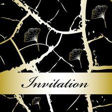 Free Invitation Card Royalty Free Stock Photos - 14058268