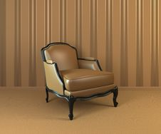 Free Classic Armchair Royalty Free Stock Photos - 14058348