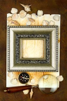 Free Antique Frame Stock Photo - 14058500