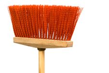 Free Beautiful Red Mop Royalty Free Stock Photo - 14059075
