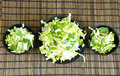 Free Salad For Three Stock Images - 14060894
