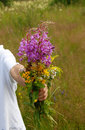 Free Summer Flowers Bouquet Stock Images - 14061684
