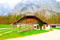 Free Farm House Stock Photography - 14067852