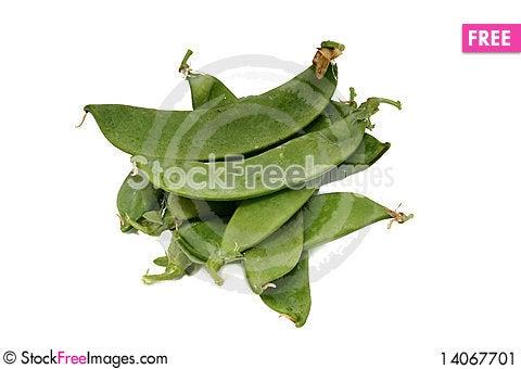 Free Peas Stock Image - 14067701