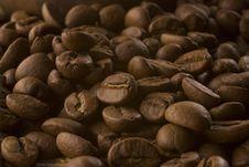Free Coffee Beans. Macro. Stock Photo - 14060790