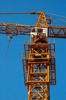 Free Crane-4 Royalty Free Stock Photo - 14061315