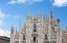 Free Duomo Di Milano Stock Photography - 14062312