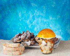 Free Mushrooms Stock Image - 14062321
