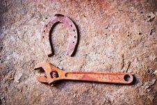 Free Metal Tools Royalty Free Stock Images - 14062969