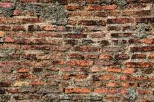 Free Old Brick Royalty Free Stock Image - 14063066