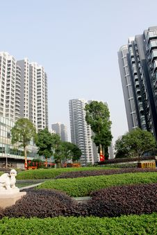 Free Urban Landscape Royalty Free Stock Photo - 14063395
