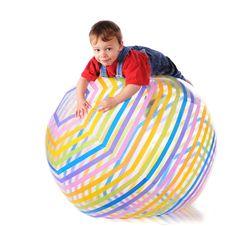 Free Big Ball Climber Royalty Free Stock Photography - 14063577