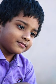 Free Indian Little Boy Royalty Free Stock Photography - 14063667