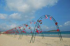 Free Beach Scenery Stock Photos - 14063713