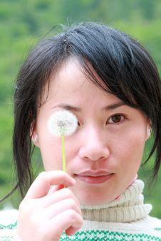 Free Asia Girl Stock Photos - 14063773