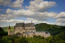 Free Castle Royalty Free Stock Photos - 14065238