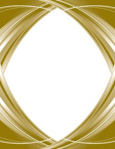 Free Gold Abstract Background Stock Image - 14065571