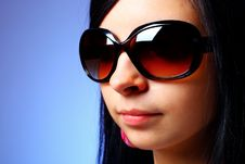 Free Young Woman Posing Stock Photography - 14066492