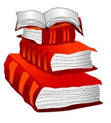 Free Books Royalty Free Stock Photos - 14067098