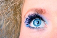 Free Woman Eye Royalty Free Stock Photography - 14067207