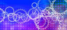 Gear-illustration Royalty Free Stock Photography