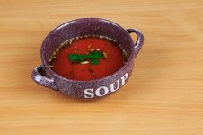 Free Soup Royalty Free Stock Images - 14067399