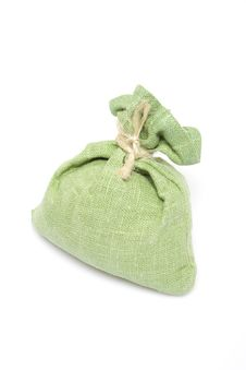 Free Green Insulated Bag Stock Photos - 14068603