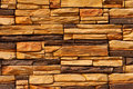 Free Yellow Stone Wall Stock Images - 14074504