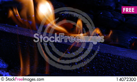 Free Fire Flame Stock Photo - 14072300