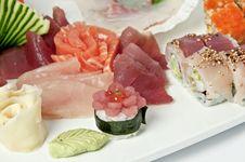 Free Sushi Stock Image - 14070021