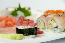 Free Sushi Royalty Free Stock Photos - 14070088