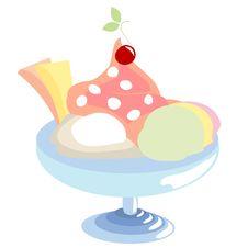 Free Ice Cream Stock Photography - 14070132