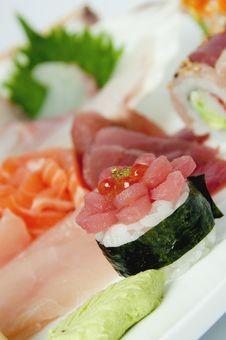 Free Sushi Stock Images - 14070144