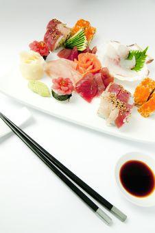 Free Sushi Stock Photo - 14070600