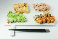Free Sushi Stock Images - 14070724