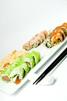 Free Sushi Stock Photos - 14070743