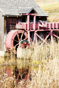 Free Grist Mill Stock Photography - 14070812