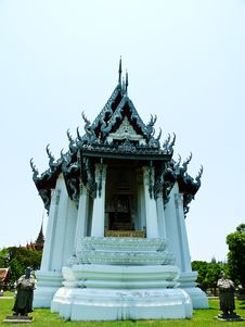 Free Siam Palace Royalty Free Stock Images - 14070899