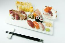 Free Sushi Royalty Free Stock Photo - 14070945