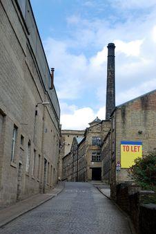 Free Old Textile Mills Stock Photo - 14071840