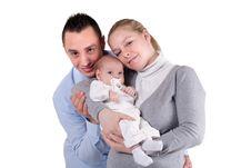 Free Happy Family Stock Photos - 14073213