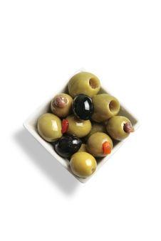 Free Olives Tapas Stock Photo - 14073460