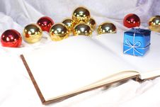 Free Christmas Note Stock Images - 14073654