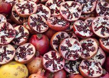 Free Ruby Pomegranates Royalty Free Stock Photos - 14074428