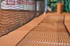 Free Tennis Net Stock Image - 14074741