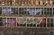 Free Graffiti Royalty Free Stock Photography - 14075217