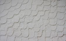 Free White Painted Brick Wall Royalty Free Stock Photography - 14075647