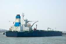 Free Tanker Docked At The Pier Royalty Free Stock Photography - 14076147