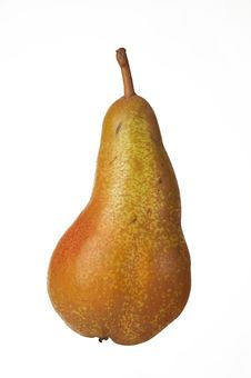 Free Juicy Pear Royalty Free Stock Photos - 14076248