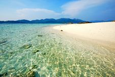 Free Sea Beach In Thailand Royalty Free Stock Images - 14076599